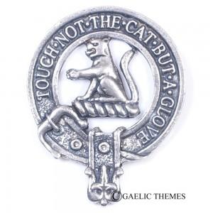 MacPherson Clan Crest