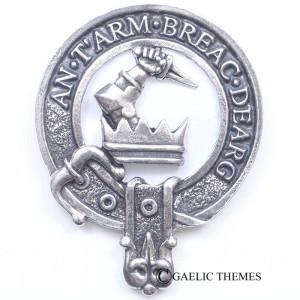 MacQuarrie Clan Crest