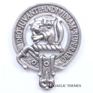 MacThomas Clan Crest