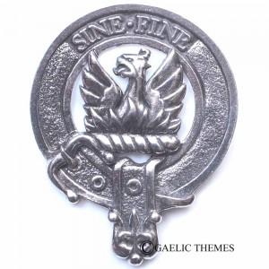 Makgill Clan Crest