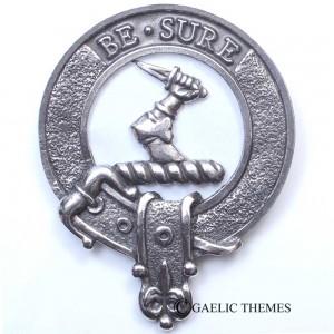 Paisley Clan Crest