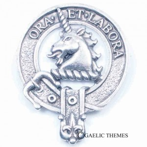 Ramsay Clan Crest