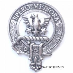 Sandilands Clan Crest
