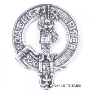 Scotland Piper Clan Crest
