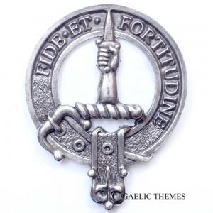 Shaw of Tordarroch Clan Crest