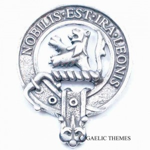 Stuart of Bute Clan Crest