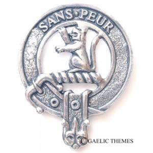Sutherland Clan Crests