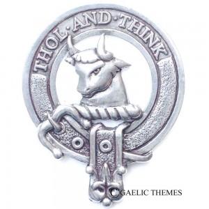 Tweedie Clan Crest